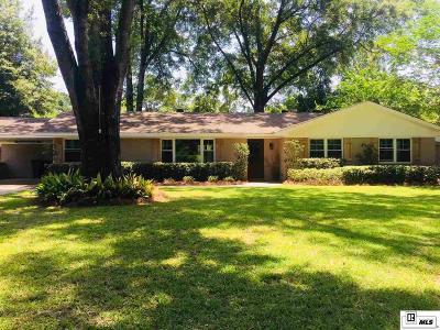 Monroe Single Family Home For Sale: 2208 Island Drive