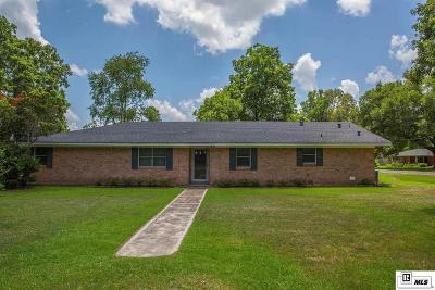 Monroe Single Family Home New Listing: 2200 Jan Street