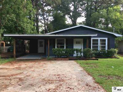 Monroe Single Family Home New Listing: 604 Eason Place
