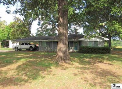 Single Family Home For Sale: 11248 Shelton Road