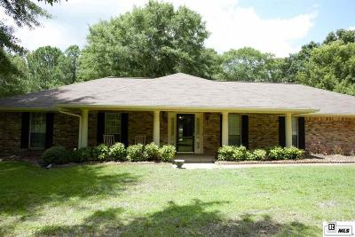 Ruston Single Family Home New Listing: 448 Harrison Road