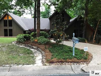 Single Family Home For Sale: 1103 McMillan Road