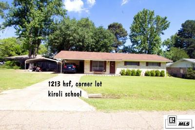 Single Family Home For Sale: 109 Linden Drive