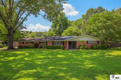 Monroe Single Family Home New Listing: 1407 Speed Avenue