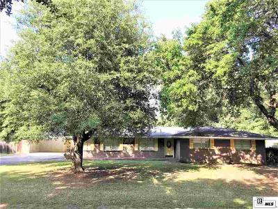 Monroe Single Family Home New Listing: 408 Beasley Street