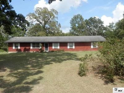 Monroe Single Family Home New Listing: 2103 Prairie Road