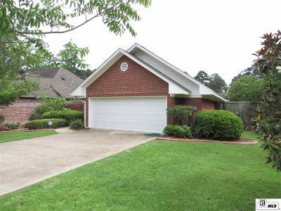 West Monroe Single Family Home New Listing: 103 Wilhite Street