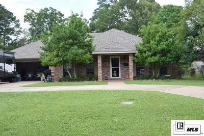 West Monroe Single Family Home New Listing: 202 Medorah Drive