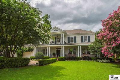 Monroe Single Family Home For Sale: 1203 Fairview Avenue