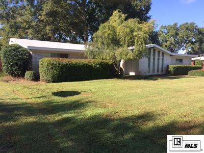 Monroe Single Family Home For Sale: 300 Fortune Drive