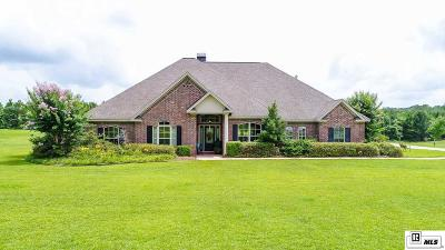 Ruston Single Family Home Active-Pending: 152 Belle Pointe Drive