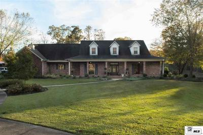 West Monroe Single Family Home For Sale: 103 Windlake Court