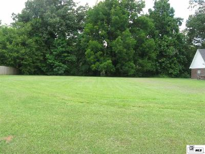 Monroe, West Monroe Residential Lots & Land For Sale: 1423 Frenchmans Bend Road