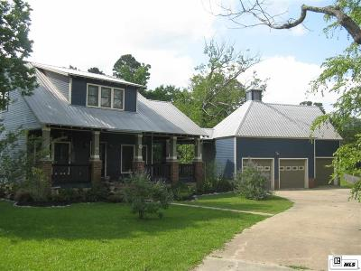 West Monroe Single Family Home For Sale: 235 Weldon Road