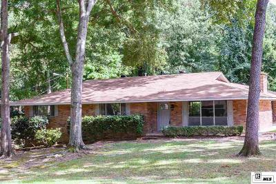 Ruston Single Family Home For Sale: 202 Hundred Oaks Drive