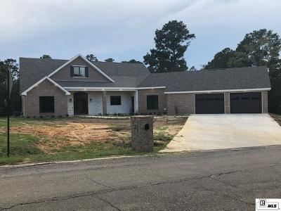 West Monroe Single Family Home For Sale: 373 Northwood Drive