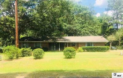 Ruston Single Family Home For Sale: 168 Liner Street