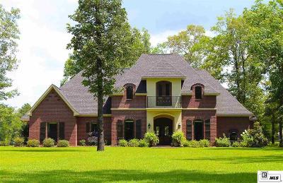 Monroe Single Family Home For Sale: 128 Copper Run