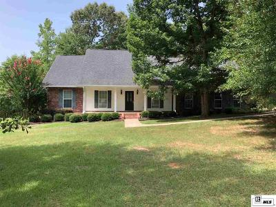 Ruston Single Family Home For Sale: 263 Jill Loop