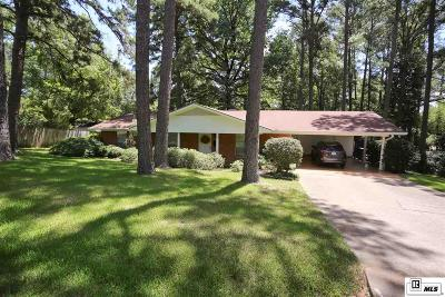 Lincoln Parish Single Family Home For Sale: 1002 Claiborne Street