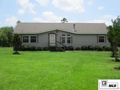 Ruston Single Family Home For Sale: 150 China Grove Road