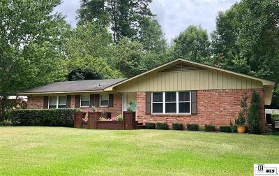 Ruston Single Family Home Active-Pending: 905 Sherwood Drive
