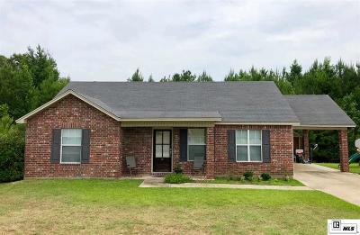 Ruston Single Family Home Active-Pending: 2600 Creekwood Drive