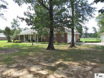 Monroe Single Family Home For Sale: 366 Music Road