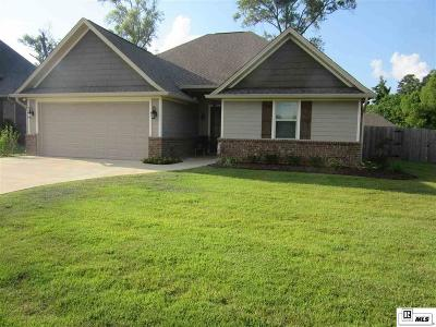 Single Family Home For Sale: 409 Teal Loop