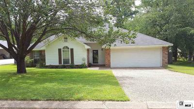 Ruston Single Family Home Active-Pending: 600 Zephyr Lane