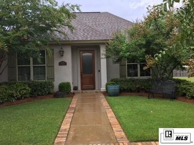 Monroe Single Family Home Active-Price Change: 2406 Destrehan Drive
