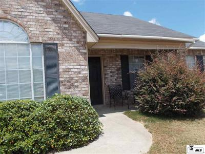 Ruston Single Family Home Active-Pending: 1106 Moss Hill Drive