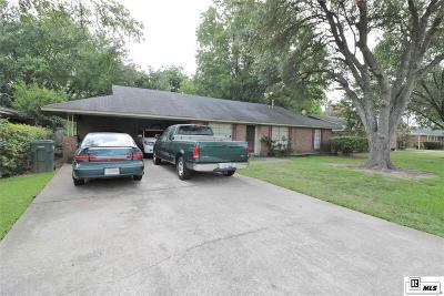 Monroe Single Family Home New Listing: 909 N 35th Street