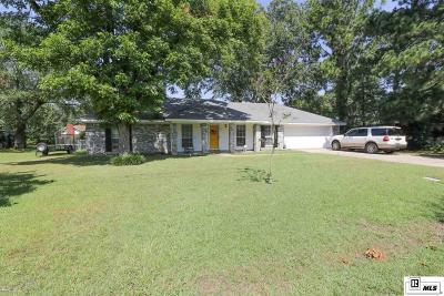 West Monroe Single Family Home New Listing: 2603 N 11th Street