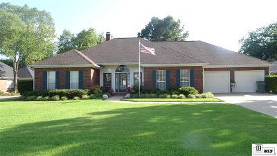 Monroe Single Family Home New Listing: 2824 W Deborah Drive