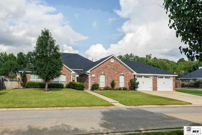 West Monroe Single Family Home For Sale: 218 Winchester Drive