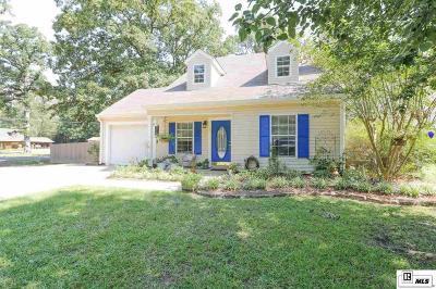 Monroe Single Family Home New Listing: 5 Quail Ridge Drive