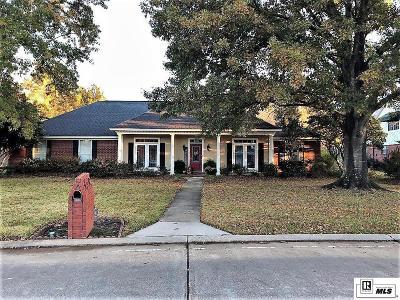 Monroe Single Family Home New Listing: 2701 W Deborah Drive