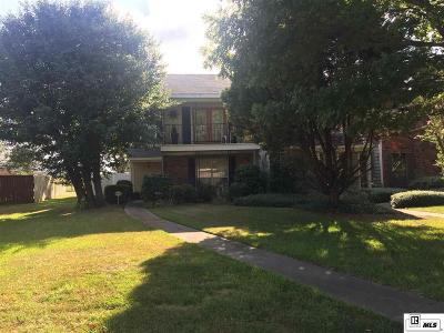 Monroe Single Family Home New Listing: 1803 Townhouse Drive #1