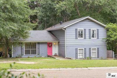 Ruston Single Family Home Active-Pending: 2406 Briarhill Drive