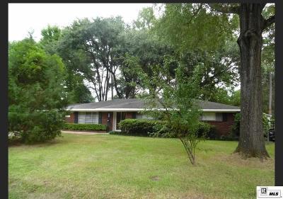 Monroe Single Family Home New Listing: 2006 Frances Place
