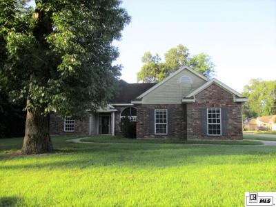 Monroe Single Family Home New Listing: 100 Hibiscus Drive