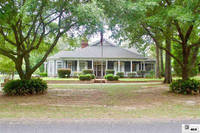 Monroe Single Family Home For Sale: 309 Danna Drive