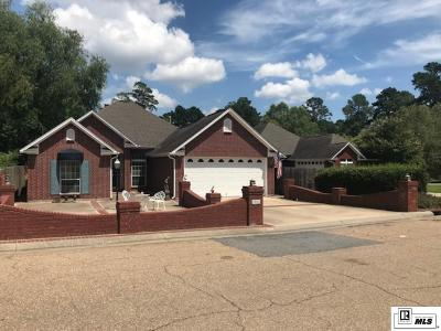 West Monroe Single Family Home New Listing: 202 Towne Circle