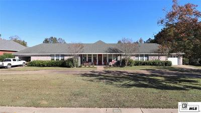 West Monroe Single Family Home For Sale: 225 Winterpark Drive
