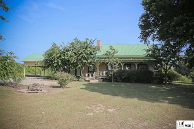 Dubach Single Family Home Active-Pending: 4668 Highway 822