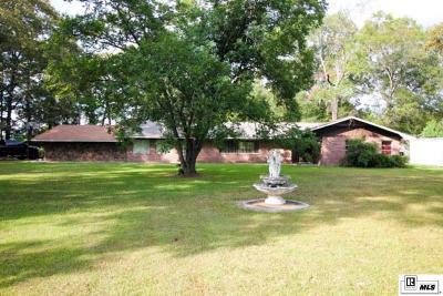 Monroe Single Family Home For Sale: 668 Swartz Fairbanks Road