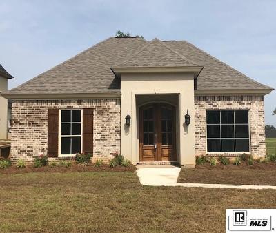 West Monroe Single Family Home Back On Market: 120 Temecula Drive