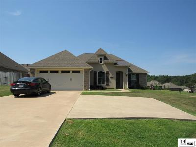 Single Family Home Active-Pending: 1709 Rampart Drive