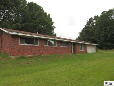 Ruston Single Family Home For Sale: 170 Nathan Loop